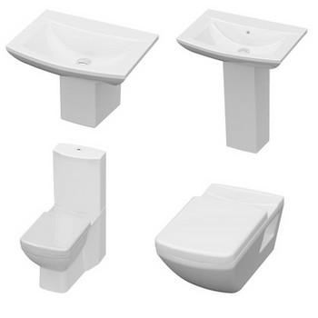 badkeramik kreavenus wandh nge wcs h nge wc stand wc waschbecken bidet waschtische. Black Bedroom Furniture Sets. Home Design Ideas